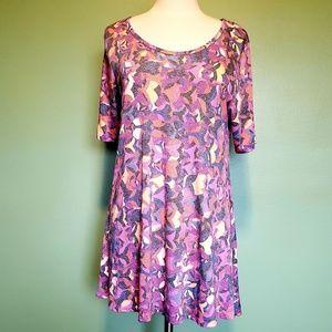 Colorful Lularoe Dress